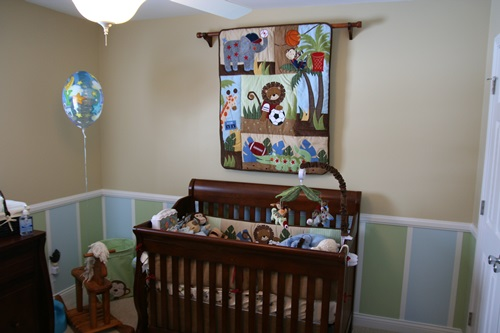 Cute Design for Your Baby Room