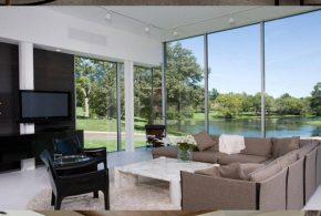 9 Wonderful Illuminating Glass Furniture