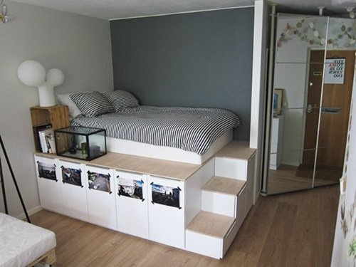 Functional and Smart Bed Designs