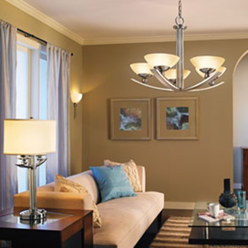 Gorgeous lighting tips for each room in your home interior design for Ceiling lights for living room philippines