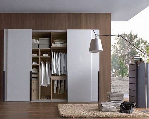 Gorgeous Sliding-Doors Wardrobes for Contemporary Bedrooms