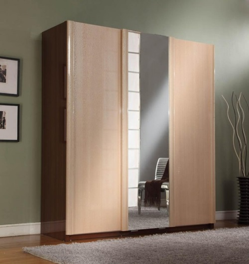 Gorgeous Sliding Doors Wardrobes For Contemporary Bedrooms Interior Design