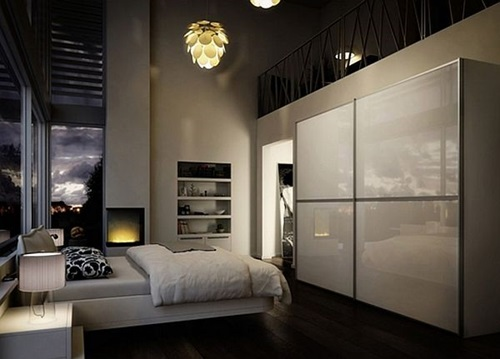 Gorgeous Sliding Doors Wardrobes For Contemporary Bedrooms