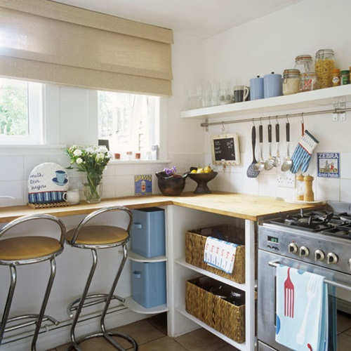 How to Concur Your Worst Fear Furnishing a small Kitchen
