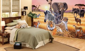 How to Decorate a Room with a Jungle Theme