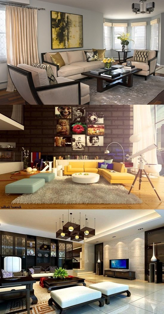 Design You Room: How To Design Your Ideal Living Room