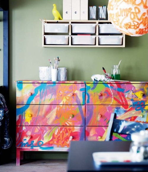 How to Liven up your Rooms by Decorating Your Walls