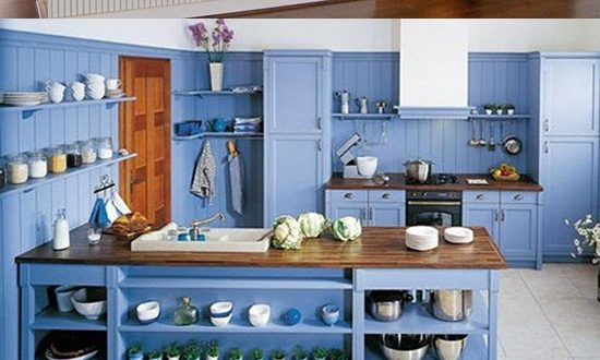 How to Paint your Kitchen Wooden Furniture