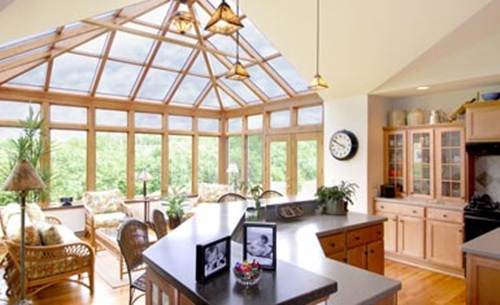 Interesting Sunroom Designs