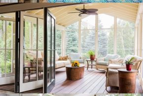 Interesting Sunroom Designs for a Full Year Enjoyment