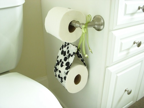 Interesting Toilet Holder and Paper Designs