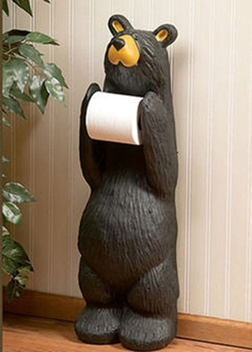 6 Interesting Toilet Holder And Paper Designs Interior