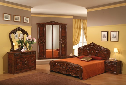 Luxurious Dressing Table Designs for your Traditional Bedroom