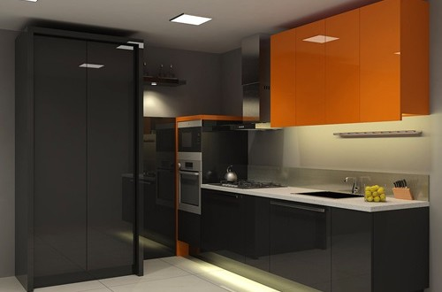 Modernize Your Modern Kitchen With Gorgeous Black And