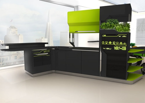 Modular Fridge Systems for Modern Kitchens