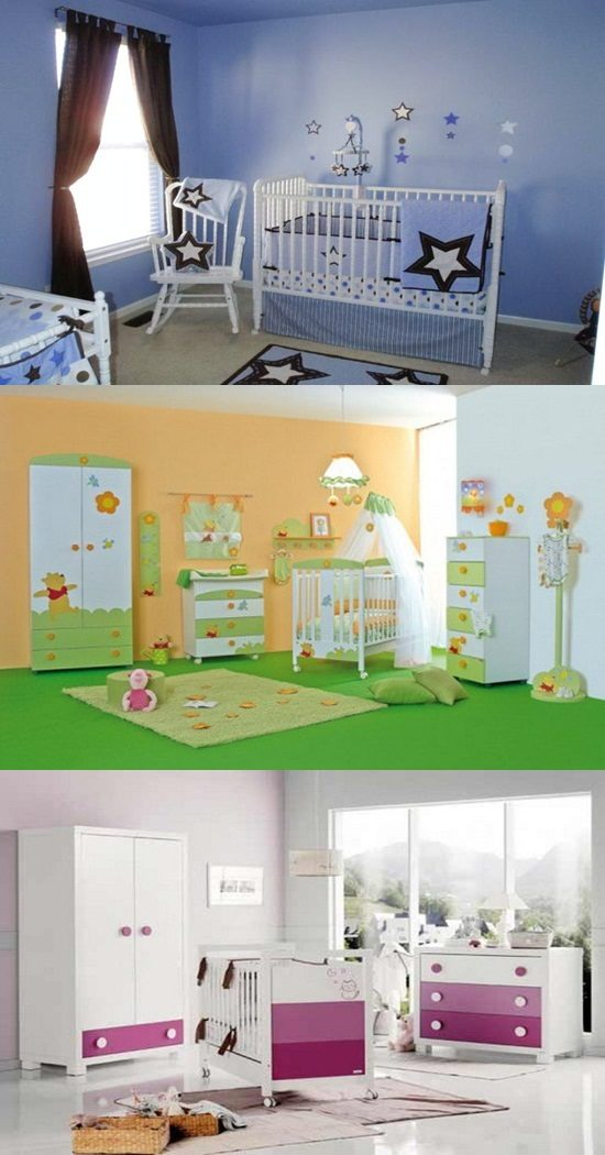 Precious Tips for the Best Baby Room Design