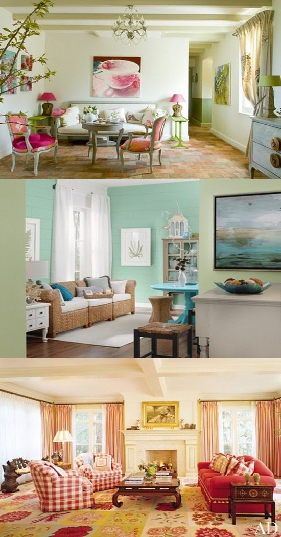 19 Ideas For Relaxing Beach Home Decor: Relaxing Summer House Designing And Decorating Ideas