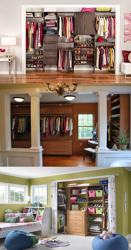 stunning designs for your bedroom closet  interior design