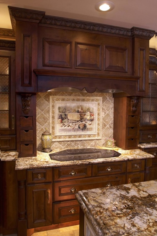 Stunning choices for Kitchen Backsplash