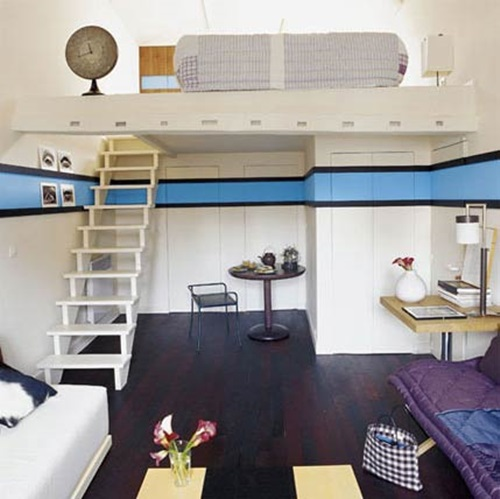 Stylish Ideas for Studio Apartments