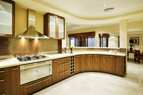 Stylish Modular Kitchen Design
