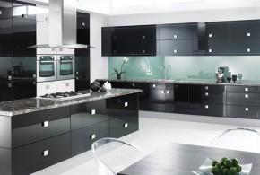Stylish Modular Kitchen Design, cooking is joyful