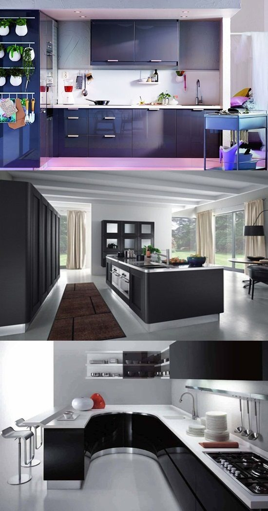Stylish Modular Kitchen Design, cooking is joyful