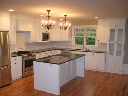 The 4 ultimate basics for installing new kitchen cabinets for Installing kitchen cabinets