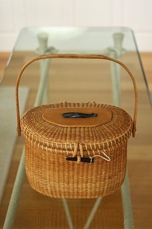 The Wonder of Storage Called Wicker Baskets
