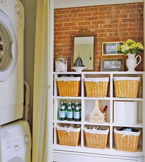 The Wonder of Storage Called Wicker Baskets