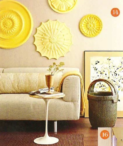 3 great swift y and thrifty diy decorating ideas for Cheap home decorations