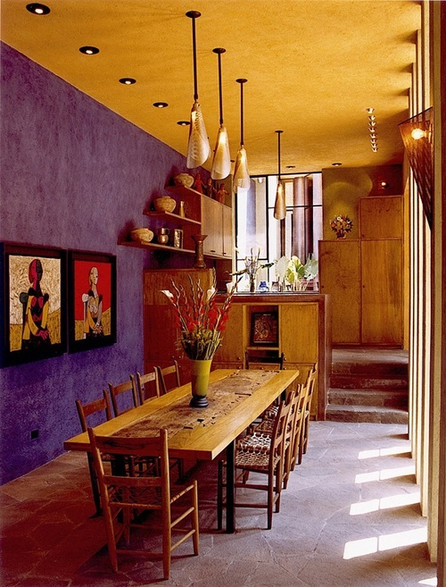 4 great ideas for making your house gorgeous mexican style for Modern mexican kitchen design