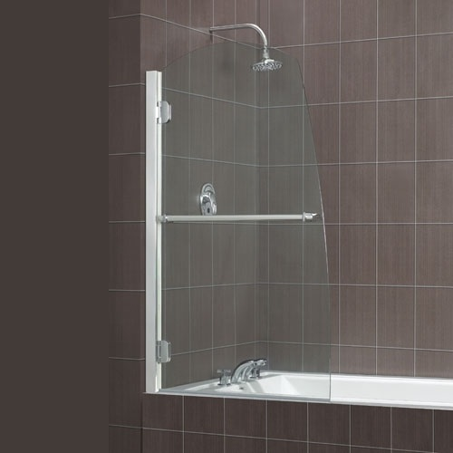 Bathroom Design Shower Over Bath : Reasons why you should install shower screens in your