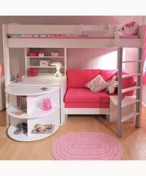 Teenager Rooms 4 reasons to choose full size bunk bed for teenager rooms