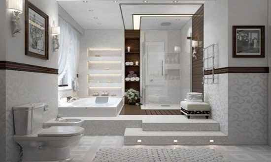 4 Tips to Help You with Decorating Your Tiny Bathroom