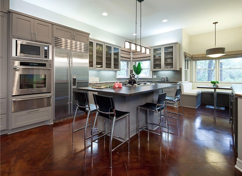 4 Trendy Ideas for Modern Kitchen Designs