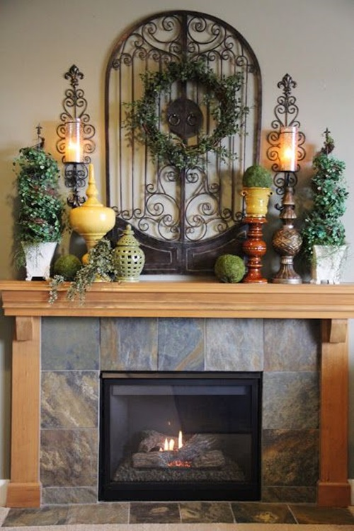 5 Amazing Ideas for Decorating Your Mantle