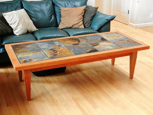 5 Great Ideas for Creative DIY Table Designs