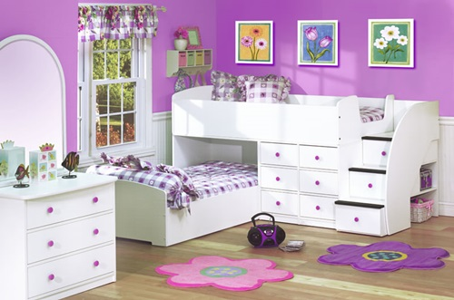 5 Ideal Reasons to Have a Pine Bunk Bed in your Children's Room