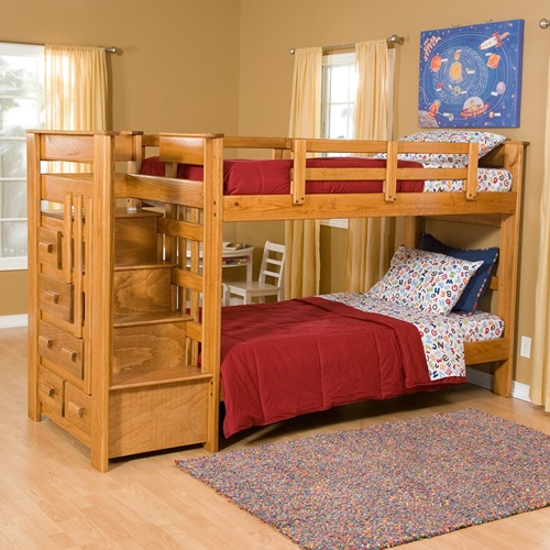 5 Ideal Reasons to Have a Pine Bunk Bed in your Childrens Room