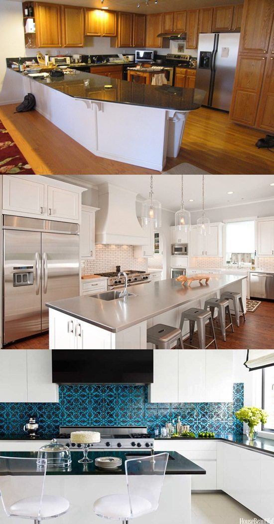 5 Kitchen Countertop Design Ideas