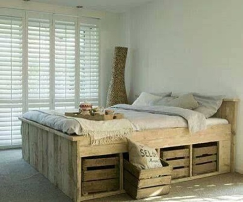 5 Neat Ideas That'll Show You Pallets Are Much more Than Wooden Planks