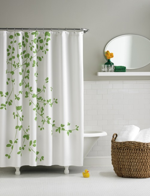 5 Reasons Why You Should Use a Shower Curtain