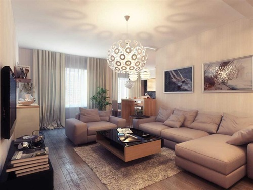 5 smart tips for arranging your small living room for Choosing furniture for a small living room