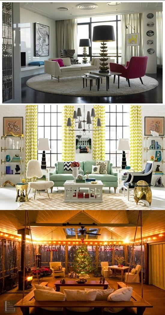 6 most popular types of lighting and where to use them for Types of lights used in interiors
