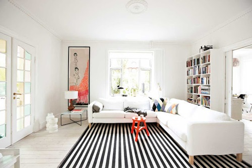 6 Neat Tricks for Making Your Place Look Bigger
