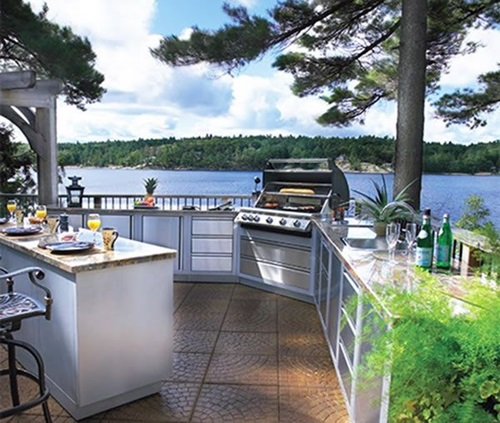 Become One With Nature With A Fabulous Electrolux Modern