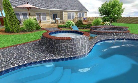 Fantastic Backyard Swimming Pool Design Ideas - Interior design