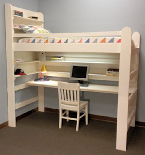 How to Make your Own Loft Bed in Easy 5 Steps - Interior ...