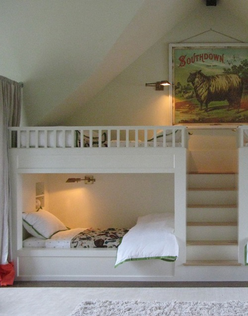 How to make your own loft bed in easy 5 steps interior for Loft bed interior design